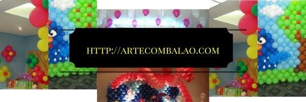 Arte Com Balão