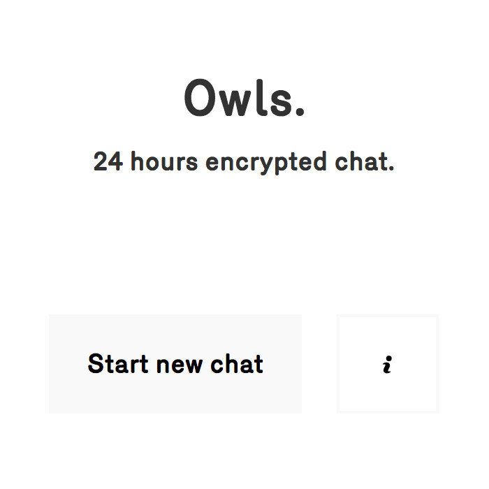Owls.chat