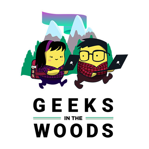 Geeks in the Woods
