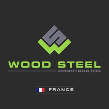 Wood Steel House
