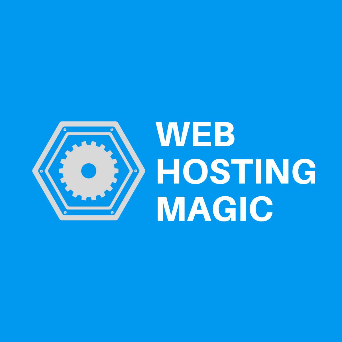 Web Hosting Magic