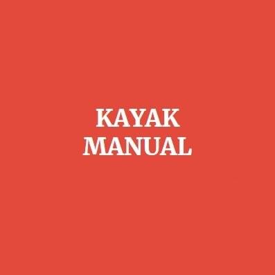 Kayak Manual