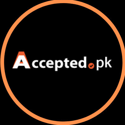 Accepted.PK