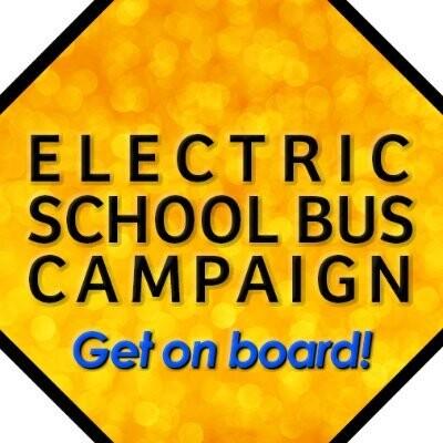 Electric School Bus Campaign