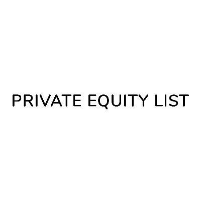 PrivateEquityList