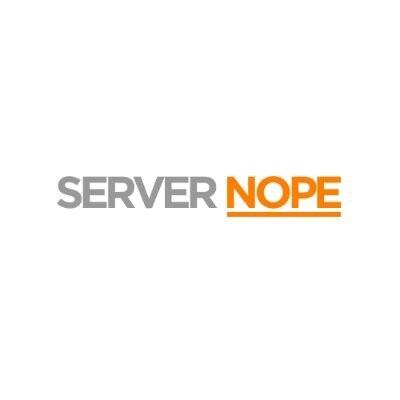 servernope