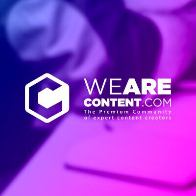 WeAreContent