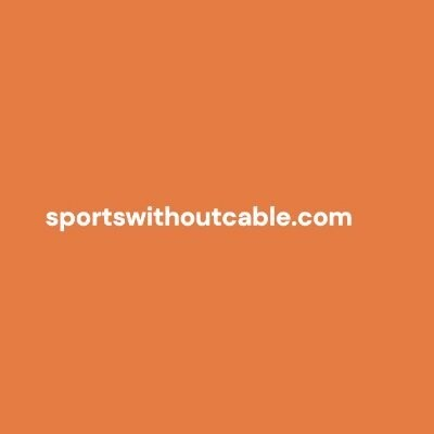 sportswithoutcable