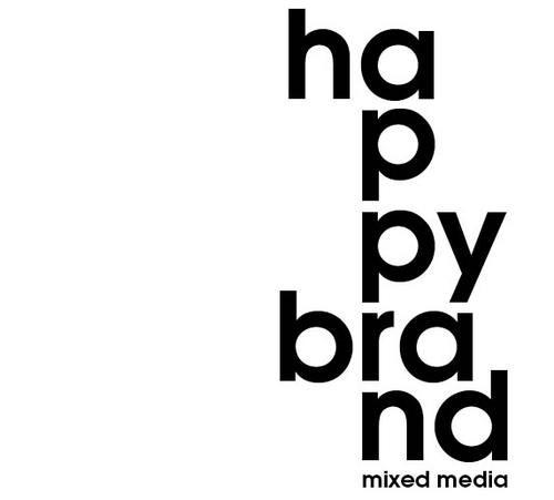 HappyBrandMixedMedia