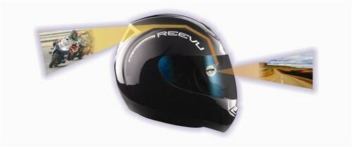 Reevu vision helmets