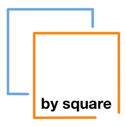 by square