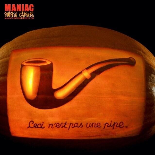 Maniac Pumpkin Carve
