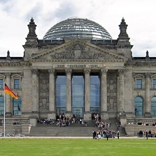 Heute im Bundestag