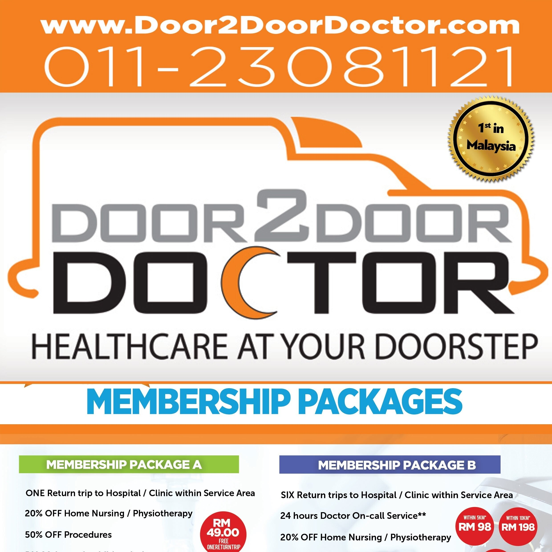 Door2Door Doctor
