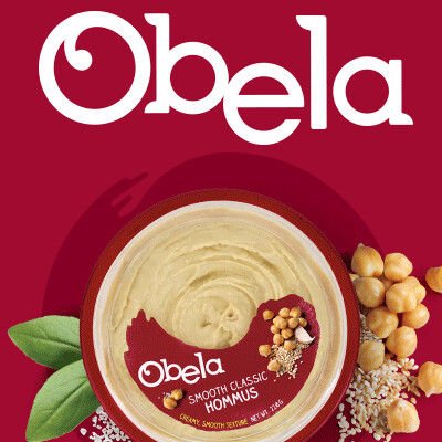 Obela Fresh Dips & Spreads