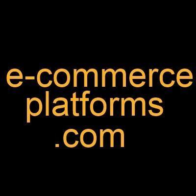 e-commerceplatforms.com