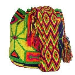 Wayuu Patterns
