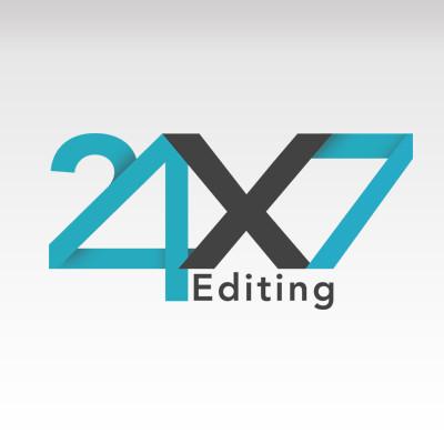24x7Editing