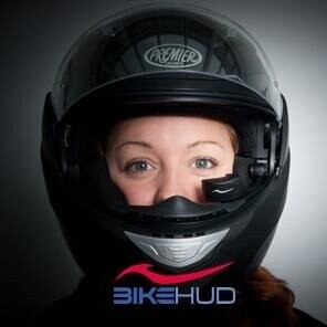Bike HUD