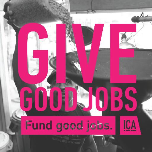 Fund good jobs.