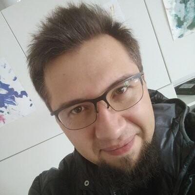 Sergey k1k Golovanov