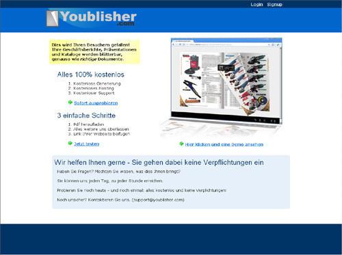 Youblisher