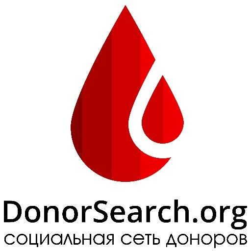 Сеть доноров крови!