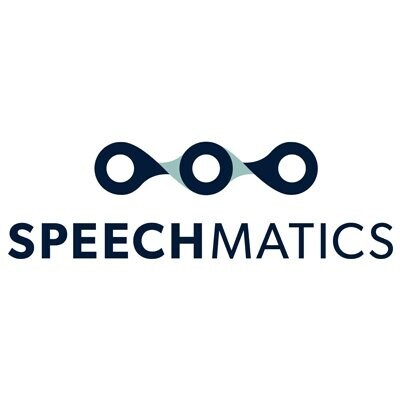 Speechmatics