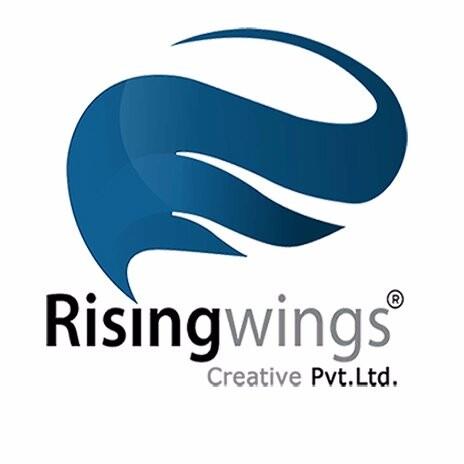 Rising wings