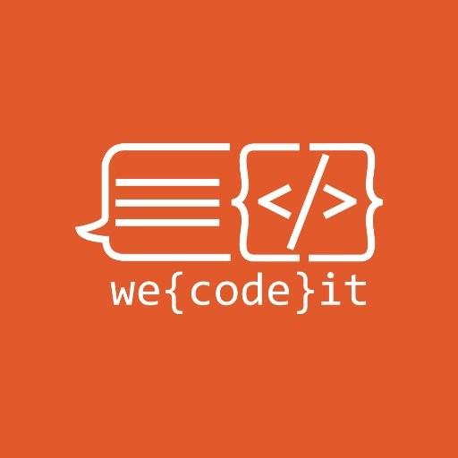 we {code} it