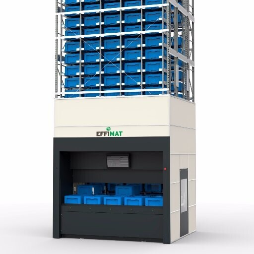 EffiMat Storage Technology