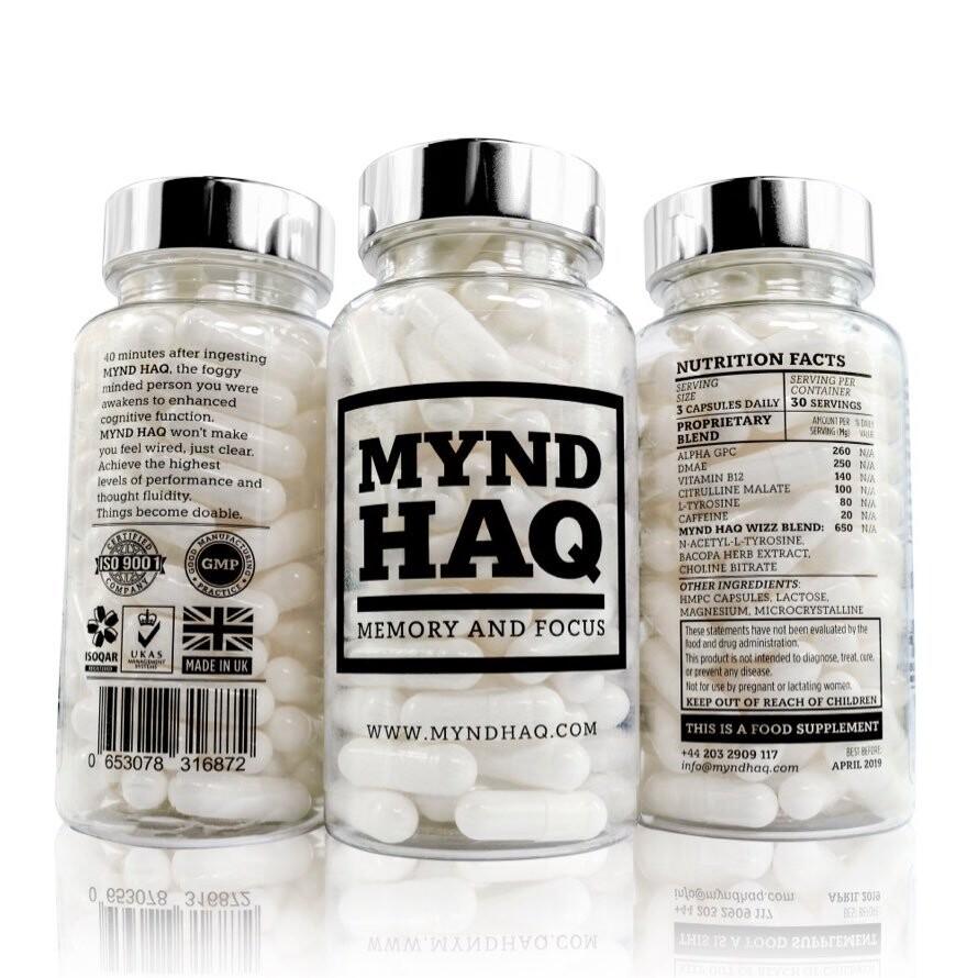 MYND HAQ (Mind Hack)