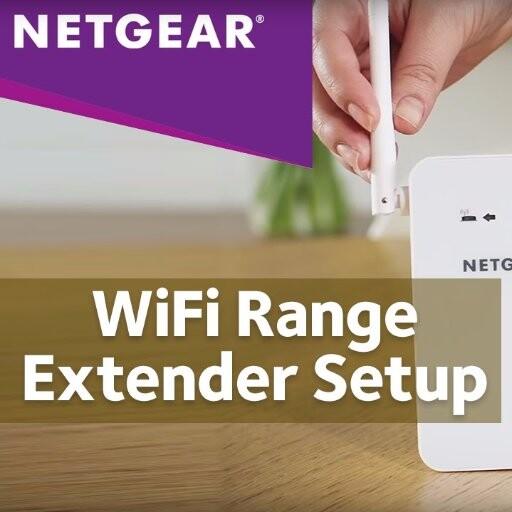 Mywifiext Netgear New Extender Setup