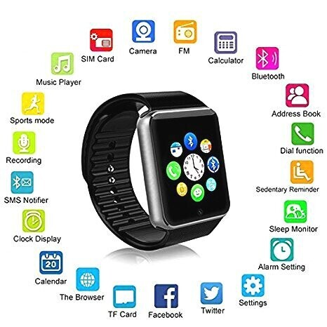 Direct Smart Watch